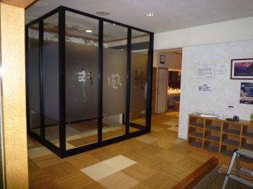 8月7日 ホテル更衣室リフォーム(長崎県島原市)