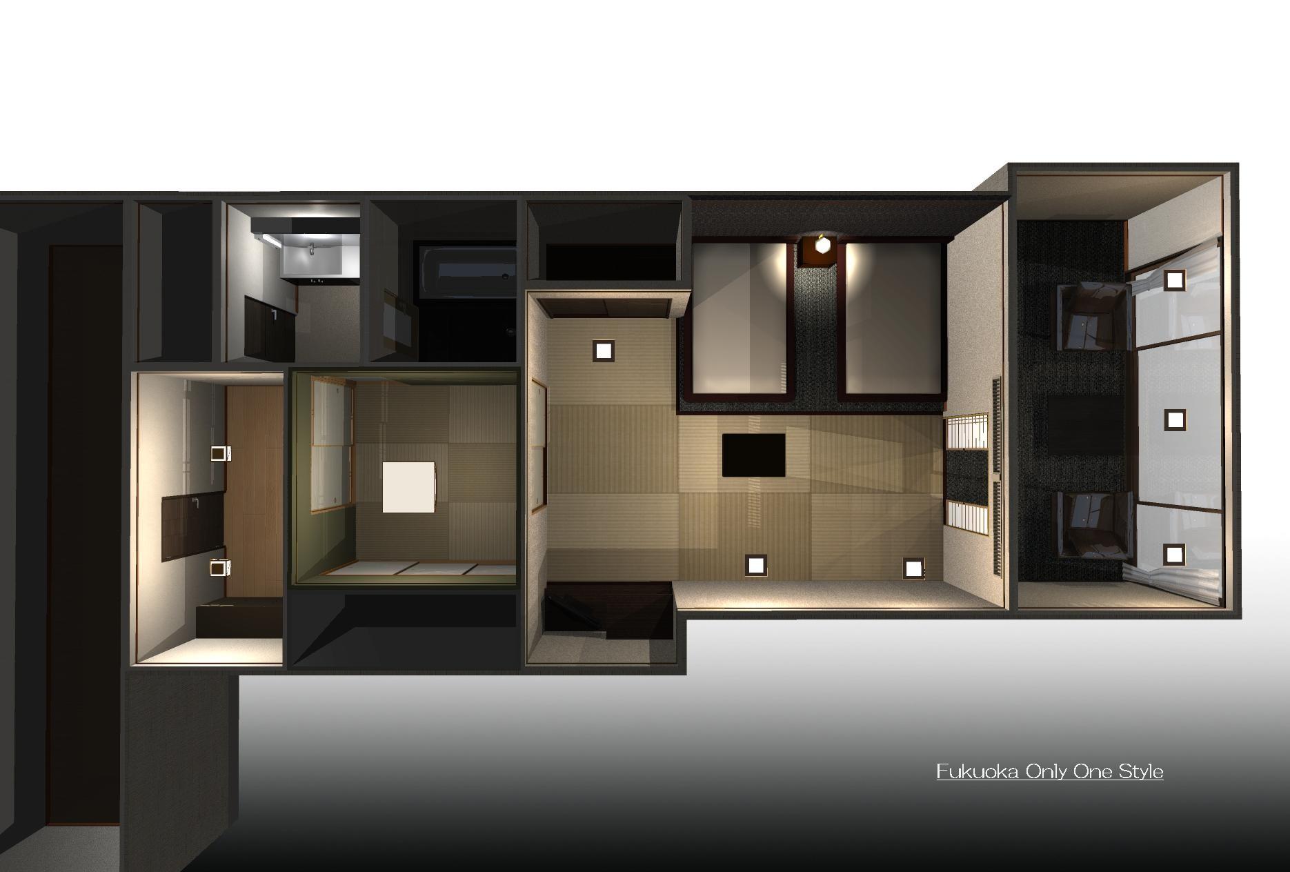 デザインプラン©八重洲技建