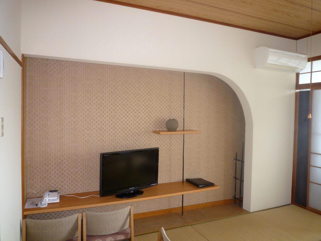 ホテル客室リノベーション工事(内装工事)
