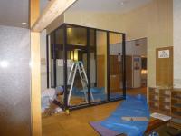 南風楼風除室3F施工中