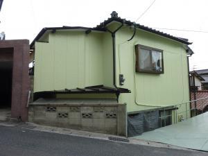 8月9日 外壁塗り替え(北九州市戸畑区)
