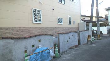 T様邸施工中 (2)