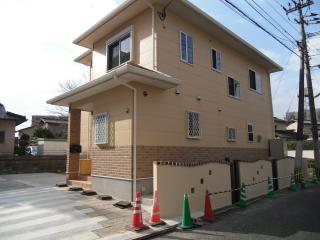 12月18日(土)  外構完成間近 北九州市小倉南区