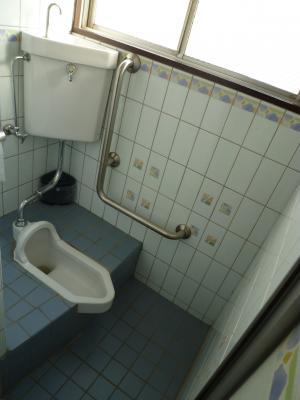 ビルトイレ改修前