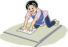 2月3日(木)畳のお掃除・お手入れ