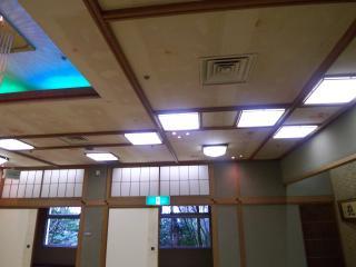 4月16日(土) 老舗温泉ホテル・食事処リノベーション工事