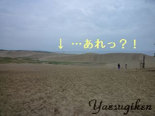 鳥取砂丘①