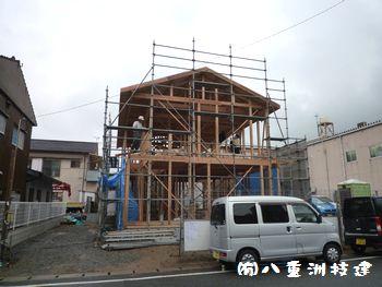 10月22日(土) 新築工事 北九州市小倉北区