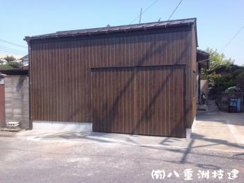 北九州市小倉南区 倉庫新設 5月1日(水)